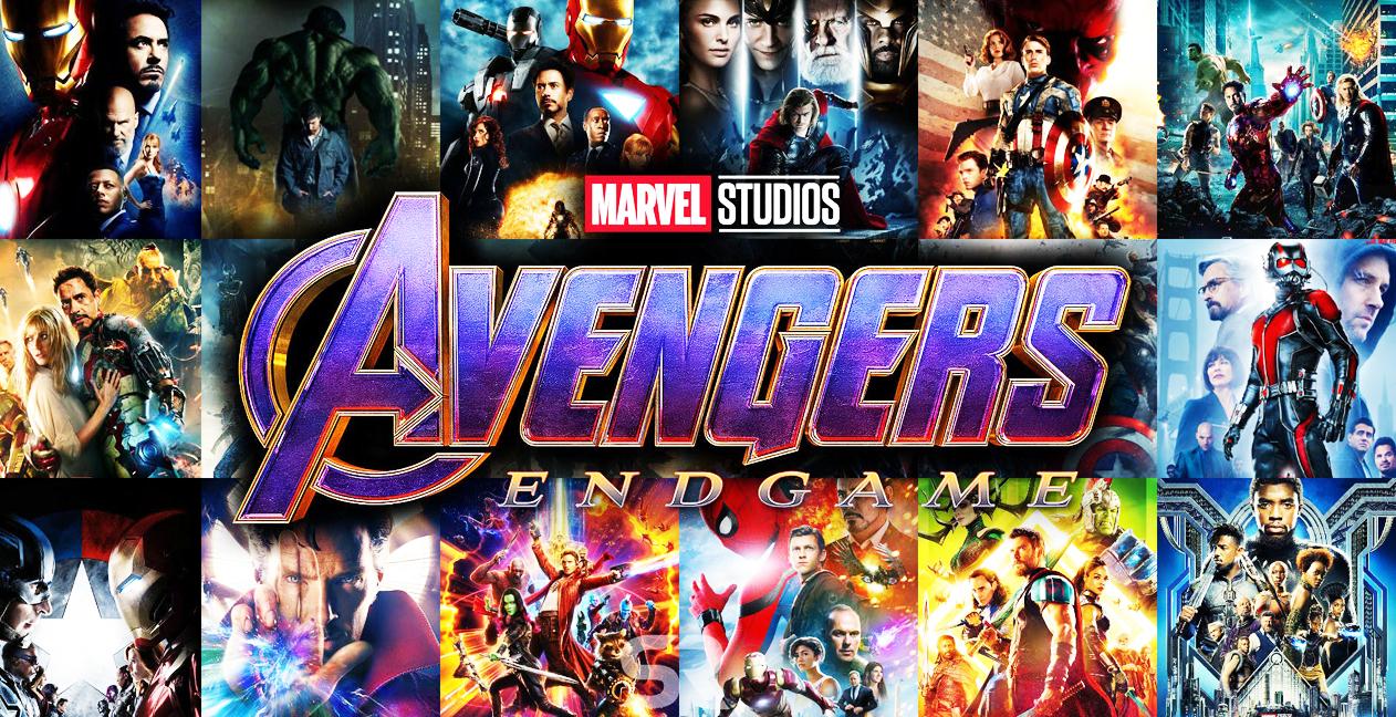Avengers Endgame Online